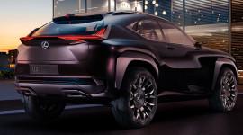 Lexus sắp tung Concept SUV cỡ nhỏ cạnh tranh BMW X1