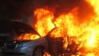 Ôtô bỗng dưng bốc cháy, vì sao?