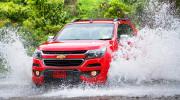 Chevrolet Colorado và Trailblazer 2017 ra mắt thị trường Đông Nam Á