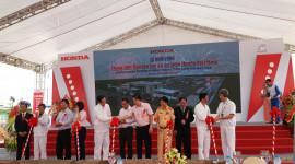 Honda Việt Nam khởi công xây dựng Trung tâm đào tạo Lái xe an toàn mới