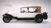 Xe sang phát triển như thế nào trong 100 năm qua?