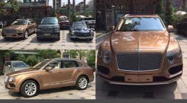 Đại gia Ninh Bình tậu siêu SUV nhanh nhất thế giới Bentley Bentayga