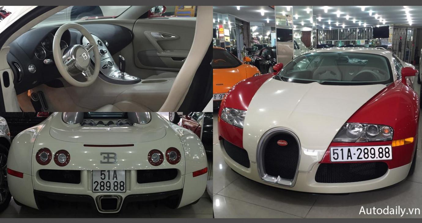 Tậu Pagani Huayra hơn 80 tỷ, đại gia Minh Nhựa bán Bugatti Veyron