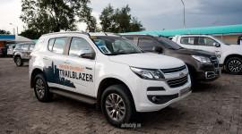 Chevrolet Trailblazer 2017 - Đối thủ của Toyota Fortuner sắp ra mắt thị trường Việt