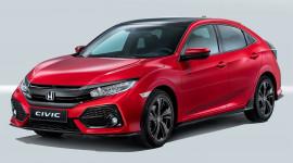 """Soi"" chi tiết Honda Civic Hatchback 2017 sắp ra mắt"