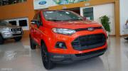 Chi tiết Ford EcoSport Titanium Black Edition giá 654 triệu đồng tại đại lý