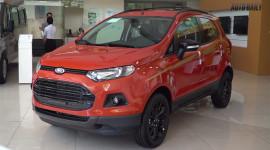 Video: Khám phá Ford EcoSport Titanium Black Edition giá 654 triệu đồng