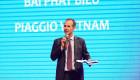 Piaggio có Giám đốc Thị trường mới tại Việt Nam