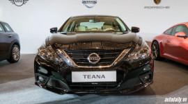 Nissan Teana 2016 ra mắt thị trường Việt trong tháng 10