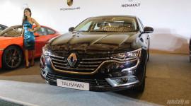 Xem trước Renault Talisman - đối thủ của Toyota Camry tại Việt Nam