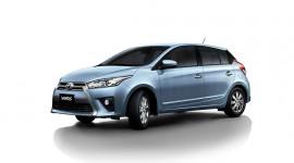 Toyota Yaris 2016 ra mắt thị trường Việt, giá 636 triệu đồng