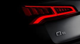 Audi Q5 phiên bản mới hé lộ hình ảnh đầu tiên