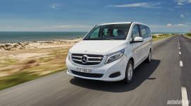 Khởi động hành trình Mercedes-Benz V-Class