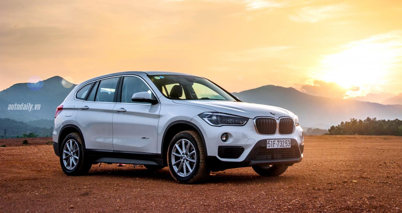 Đánh giá BMW X1 2016: Thiết kế lột xác, cảm giác lái ấn tượng
