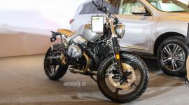 BMW Motorrad R nine T Scrambler 2017 chính hãng về Việt Nam