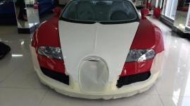 """Bugatti Veyron độc nhất Việt Nam được """"tút tát"""" lại trước khi lên kệ"""