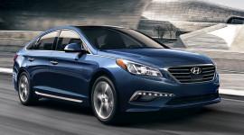 Hyundai Sonata 2016 bị triệu hồi
