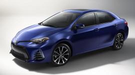 Toyota giới thiệu Corolla 2017 với nhiều nâng cấp