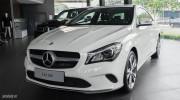 Cận cảnh Mercedes CLA 2017 tại Việt Nam, giá từ 1,53 tỷ đồng