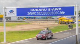 Trải nghiệm công nghệ S-AWD của Subaru tại trường đua Happy Land