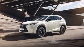 Vén màn Lexus NX Sport thế hệ mới