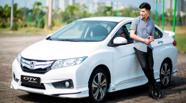 Cá tính Honda City Modulo 2016