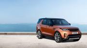 Land Rover Discovery phiên bản mới chính thức trình làng