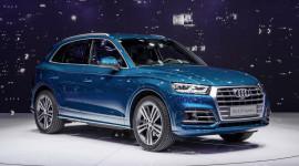 """Ngắm Audi Q5 hoàn toàn mới """"bằng xương, bằng thịt"""""""