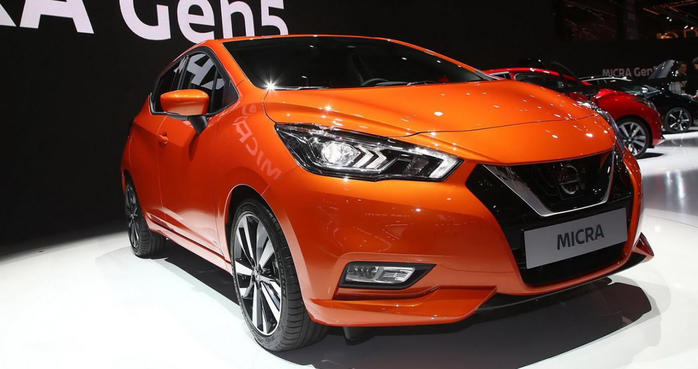 Nissan Micra 2017: Thách thức các đối thủ
