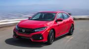 Honda Civic Hatchback 2017 có giá từ 20.535 USD