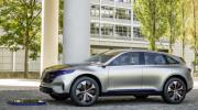 Mãn nhãn với Mercedes-Benz Generation EQ concept