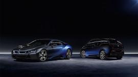 Ngắm bộ đôi concept BMW i3 và i8 CrossFade