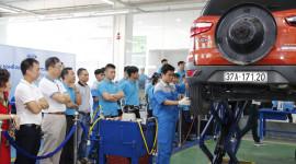 Ford Việt Nam tổ chức Hội thi tay nghề dịch vụ toàn quốc lần thứ 9