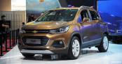Chevrolet Trax 2017: Đối thủ của Ford EcoSport chốt giá 769 triệu đồng