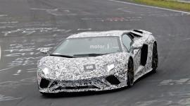 """Lộ diện phiên bản nâng cấp của """"siêu bò"""" Lamborghini Aventador"""