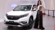 Honda CR-V phiên bản đặc biệt ra mắt thị trường Việt