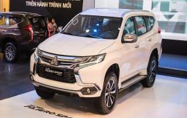 Mitsubishi Pajero Sport Premium 2016: Đối thủ của Toyota Fortuner có giá từ 1,4 tỷ đồng