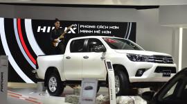 Toyota Việt Nam tăng trưởng trở lại trong tháng 9