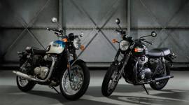 Triumph trình làng bộ ba phiên bản Bonneville T100 2017