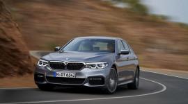 BMW 5-Series 2017 chính thức trình làng