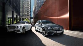 Chiều nay, Mercedes-Benz E-Class thế hệ mới ra mắt tại Hà Nội