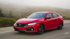 Honda sắp trình làng phiên bản Civic Si mới