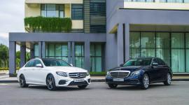"""Mercedes E-Class thế hệ mới """"chào"""" thị trường Việt, giá từ 2,099 tỷ đồng"""