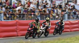 Honda Việt Nam đồng hành cùng sự phát triển của đua xe thể thao trong nước