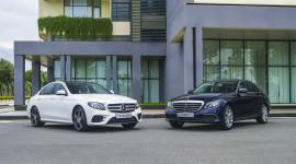Chi tiết Mercedes-Benz E-Class 2017 tại Việt Nam