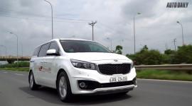 Đánh giá minivan bán chạy Kia Sedona lắp ráp, giá gần 1,2 tỷ đồng