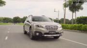 Đánh giá chi tiết Subaru Outback 2.5i-S thế hệ mới