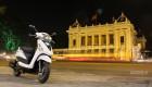 Yamaha triệu hồi xe tay ga Acruzo tại Việt Nam