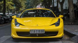 Ferrari 458 Italia từng tham dự Car & Passion 2011 tái xuất tại Hà Nội