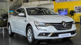 Renault Talisman có giá bán 1,499 tỷ đồng tại Việt Nam